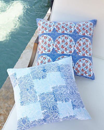 Nagara Outdoor Pillow