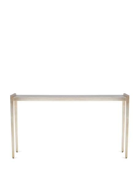 JohnRichard Collection Yani Console Table