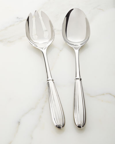 Two-Piece Meridiani Serving Set