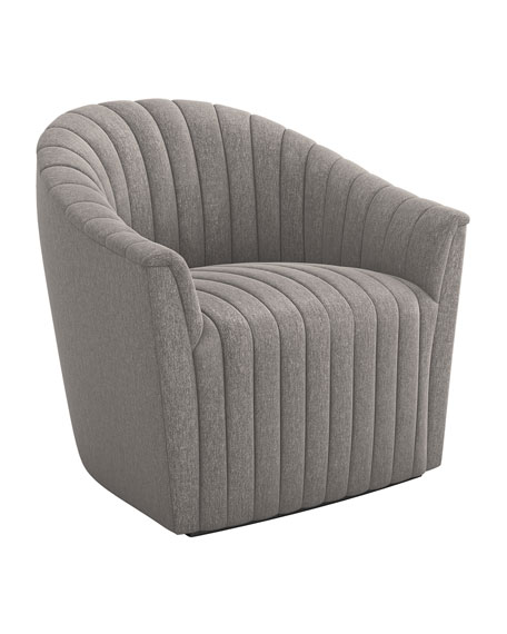 Channel Swivel Chair