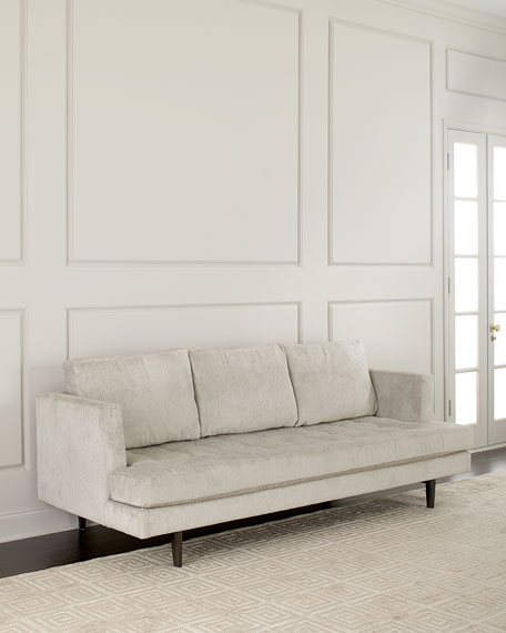 Interlude Home Ayler Sofa 85