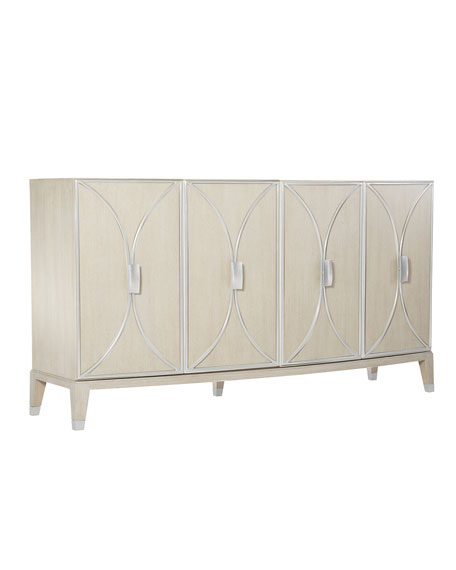 Bernhardt East Hampton Bow Front Buffet
