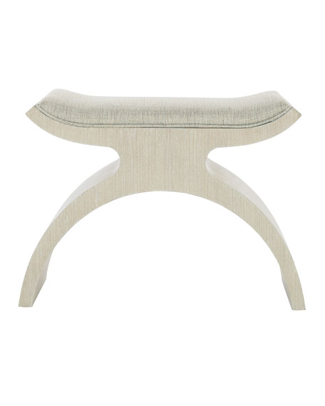 East Hampton Saddle Seat Bench