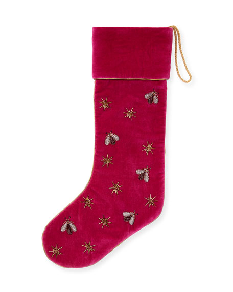 Joanna Buchanan Sparkle Bee Stocking