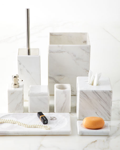 Marble Covered Jar