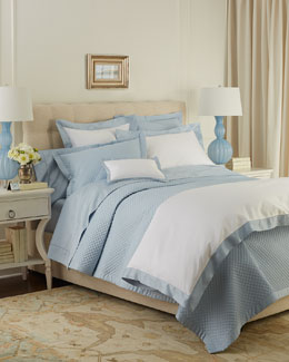 Langdon Bedding & 624TC Sateen Sheets