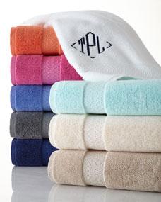 John Robshaw Kalan Towels