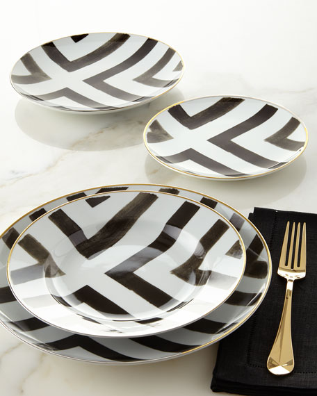 Sol y Sombra Dessert Plate
