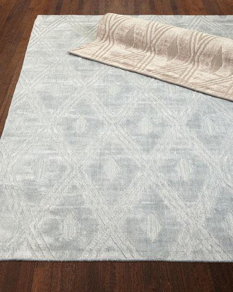 Diamond Girl Rug, 6' x 9'