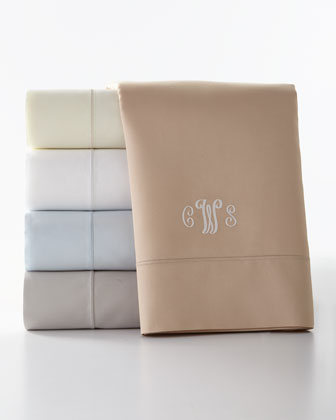 Marcus Collection 400 Thread Count Solid-Color Sheet Sets