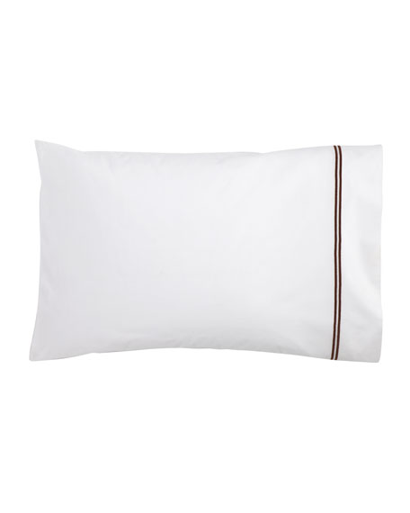 Two Standard No-Iron 200TC Pillowcases