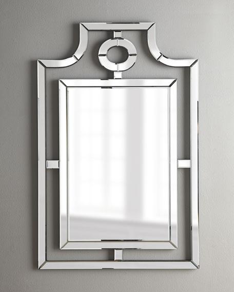 Pagoda-Shaped Mirror