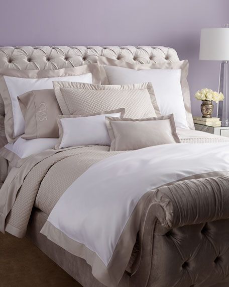 King 624TC Sateen Duvet Cover
