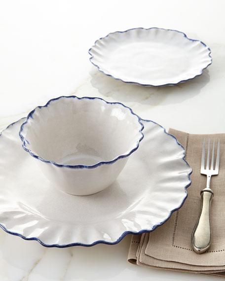 & 16-Piece Cabbage Dinnerware Service