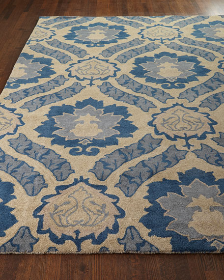 Bellaire Hand Tufted Rug, 6' x 9'