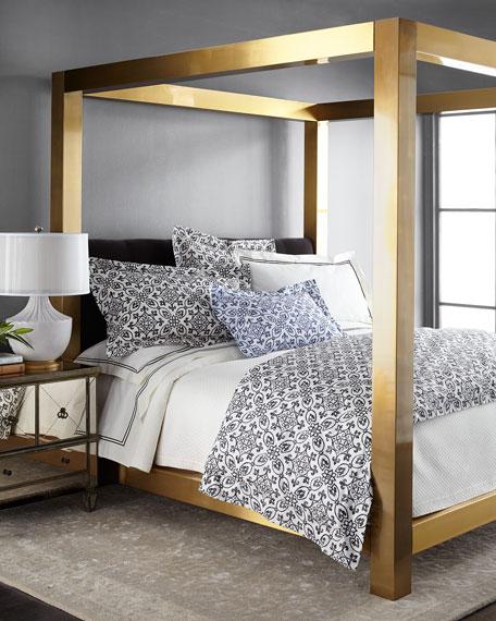 Gilded Pressley King Bed