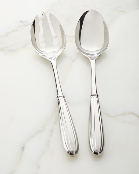 Two-Piece Meridiani Salad Serving Set
