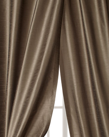 "108""L Manhattan Curtain"