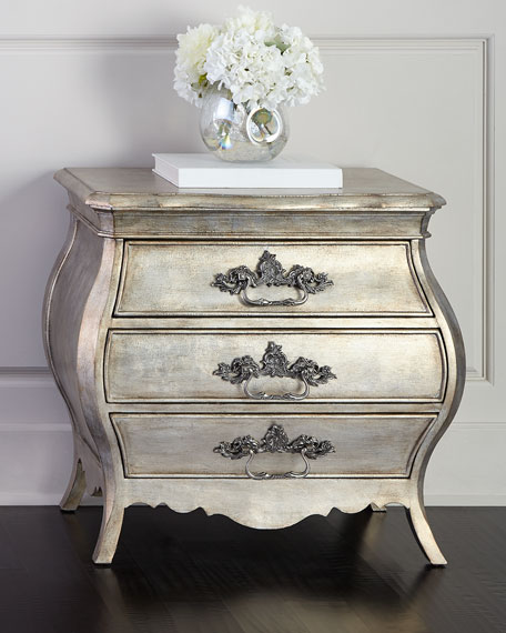 Hooker Furniture Hadleigh Three-Drawer Nightstand