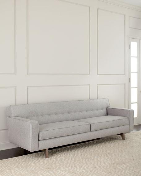 Interlude Home Chelsea Sofa 96
