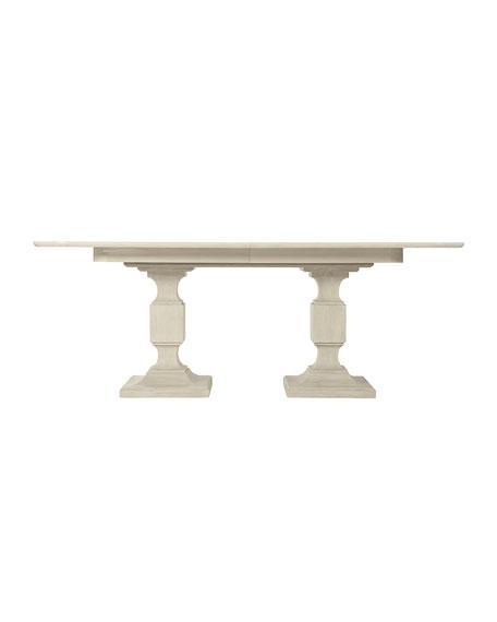 East Hampton Pedestal Dining Table