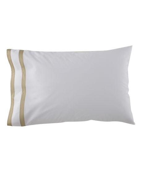 Two Standard 350TC Marlowe Pillowcases