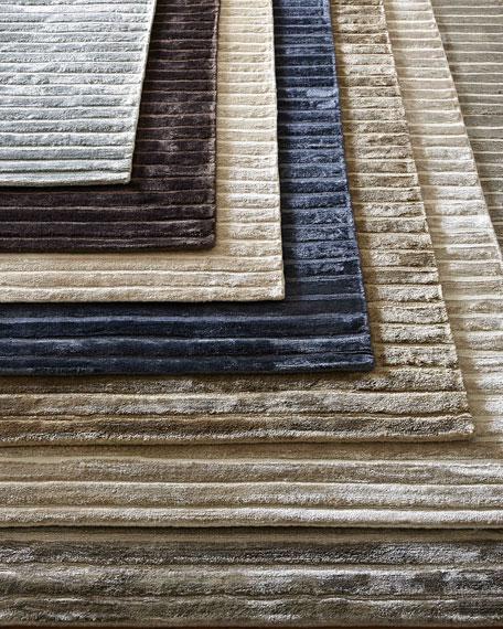 Exquisite Rugs Glistening Ridge Rug, 6' x 9'