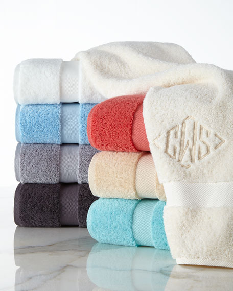 Lotus Bath Towel