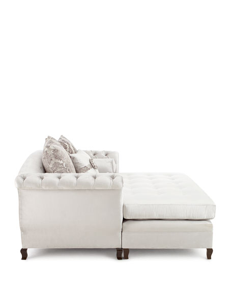 Duncan Tufted Chaise