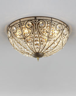 """Elizabethan"" Ceiling Light"