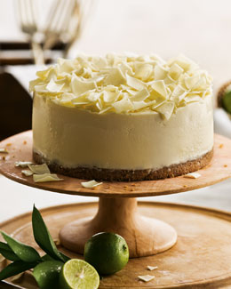 ALASKA SILK PIE CO Key Lime Silk Pie