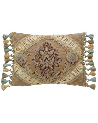 Brocade Pillow, 14