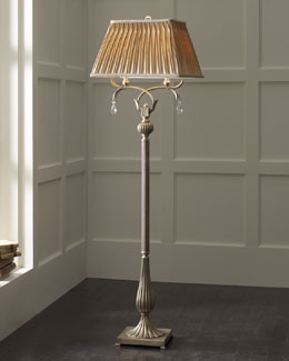"""Floraine"" Floor Lamp"