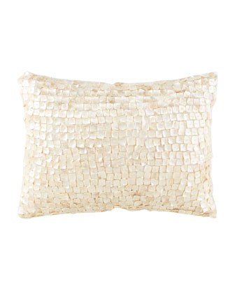 Mother-of-Pearl Pillow
