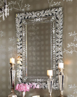 Pt Romi Violeta Venetian-Style Wall Mirror