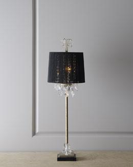 "Old World Design Llc ""Christella"" Buffet Lamp"