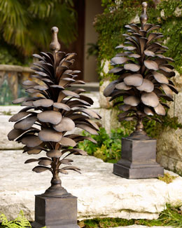 Pine Cone Indoor/Outdoor Decor