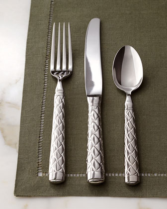 Five-Piece Cordoba Flatware Place Setting