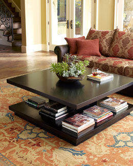 """Book It"" Coffee Table"