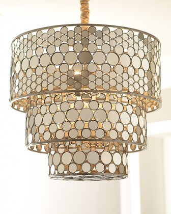 Three-Tiered Chandelier