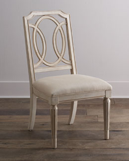 "Two ""Loma""  Side Chairs"