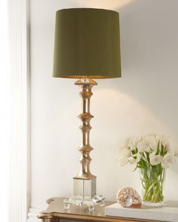 """Melrose"" Buffet Lamp"