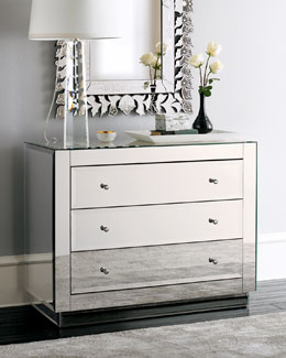 Bedroom Mirrored Furniture