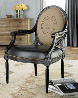 "Massoud ""William"" Chair"