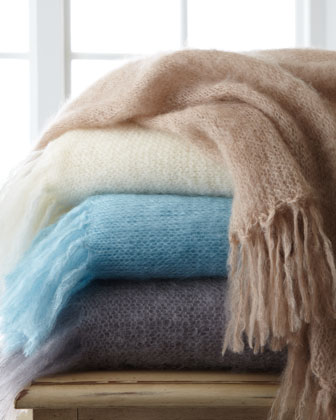 Fringed Throw, 71