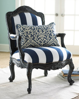 "Barclay Butera Lifestyle ""Palomar"" Chair"