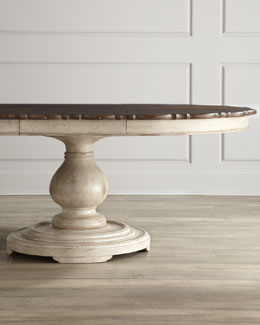 """Tabitha"" Round Dining Table"