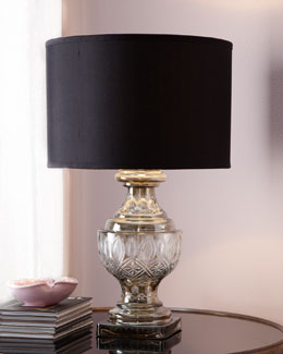 "Jamie Young ""Cambridge"" Etched Lamp"