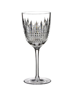 "Waterford ""Lismore Diamond"" Red Wine Glass"