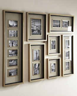 """Massena"" Photo Collage Frames"